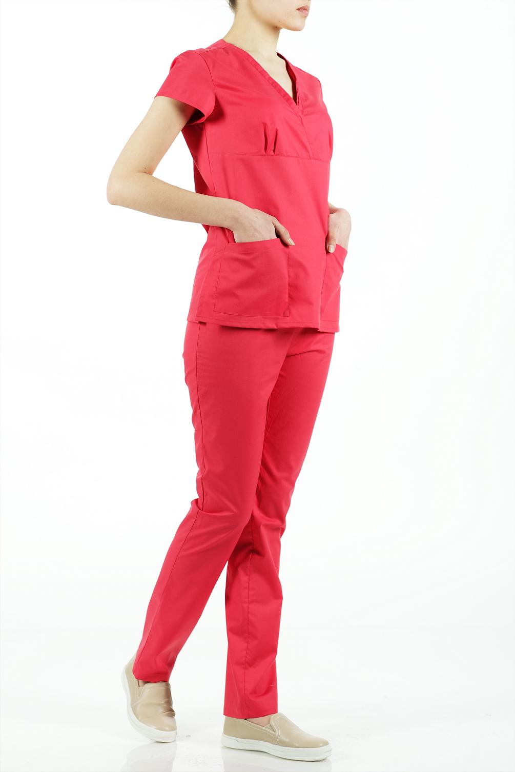 Красный брюки с доставкой